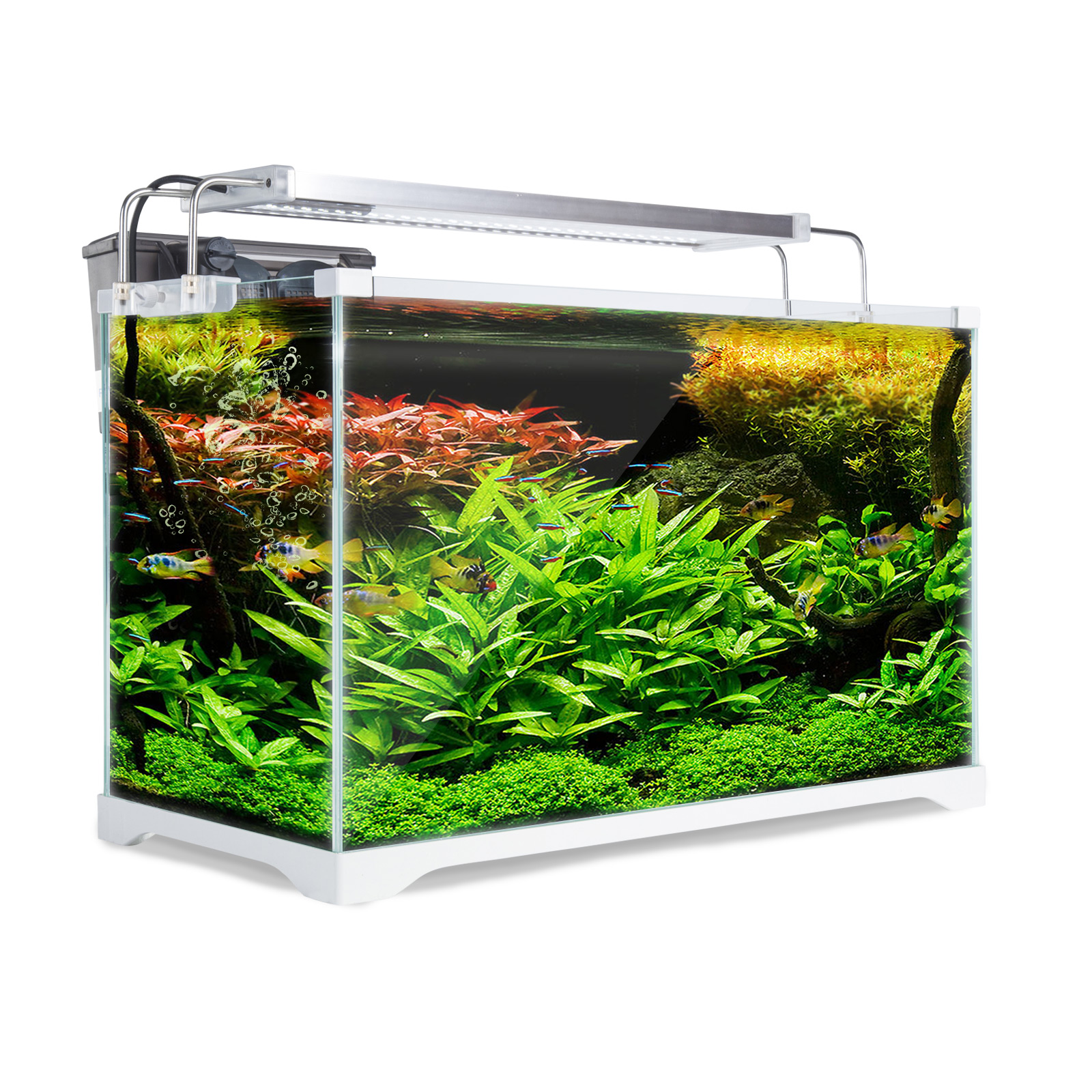 Aquarium Starfire Glass Aquarium Fish Tank 39L