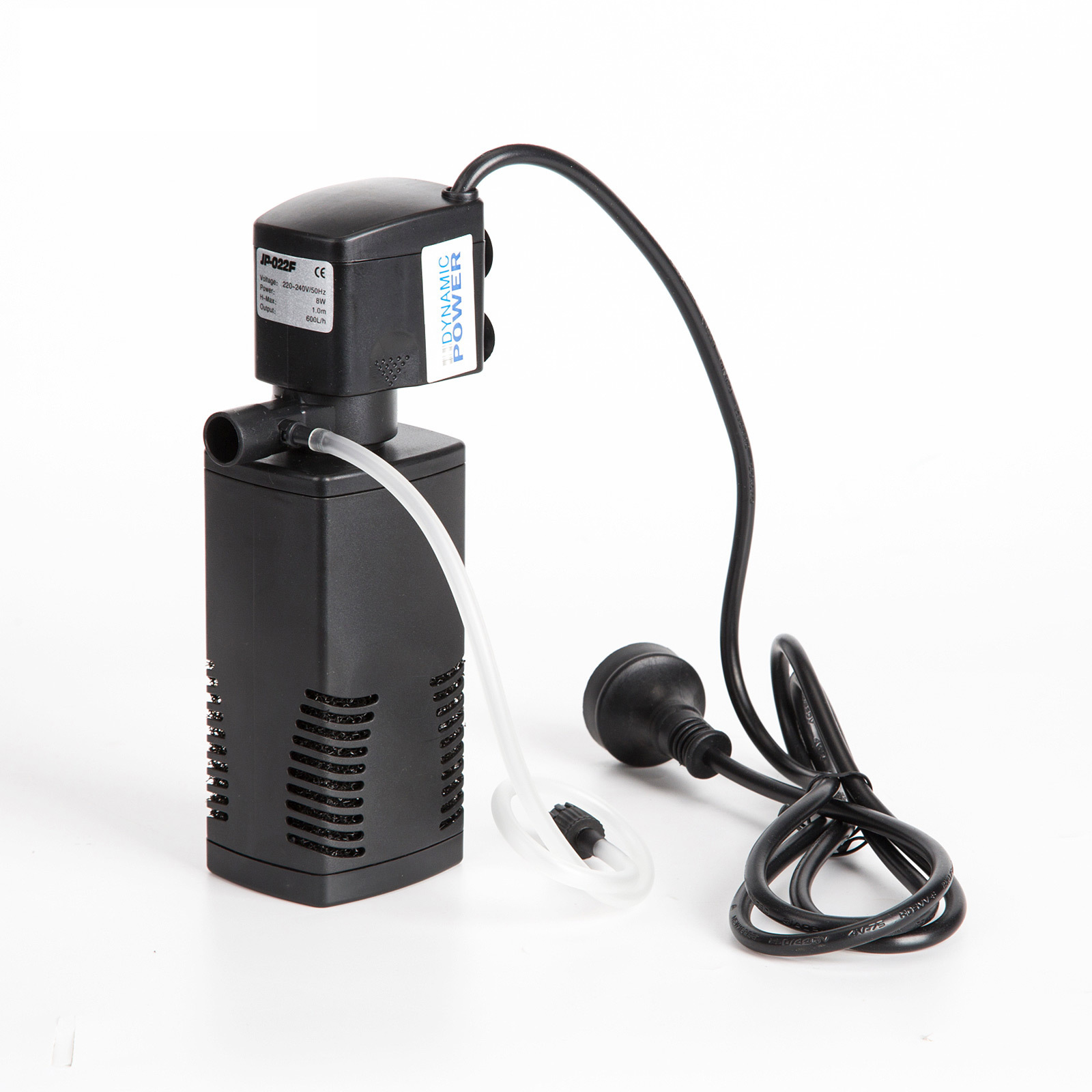 Aquarium Submersible Filter Pump 600L/H