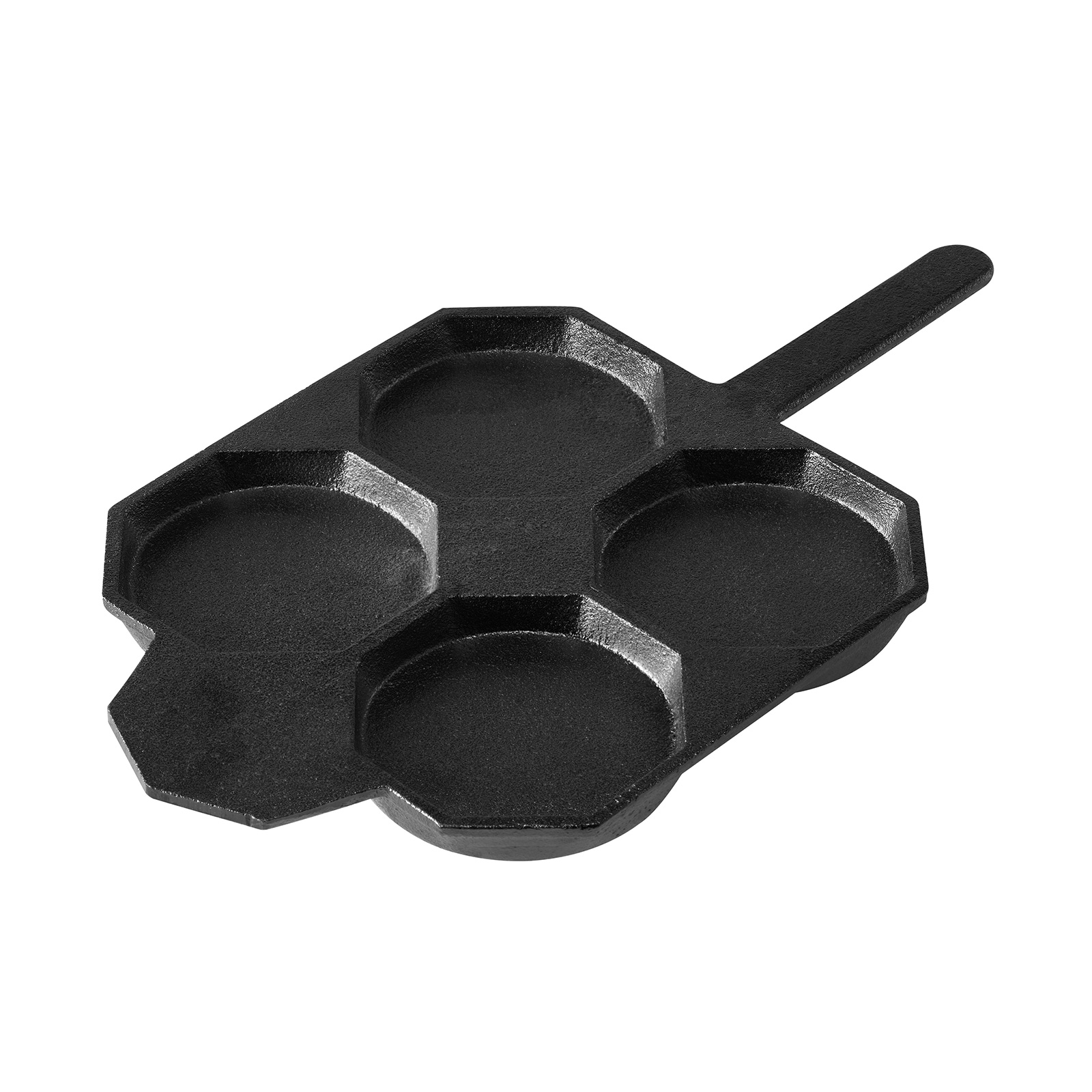 Cast-Iron Traditional Egg pan 23cm