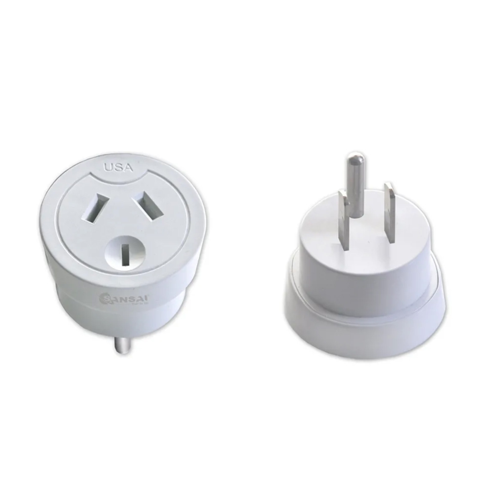Sansai Travel Adaptor Australia/NZ to USA