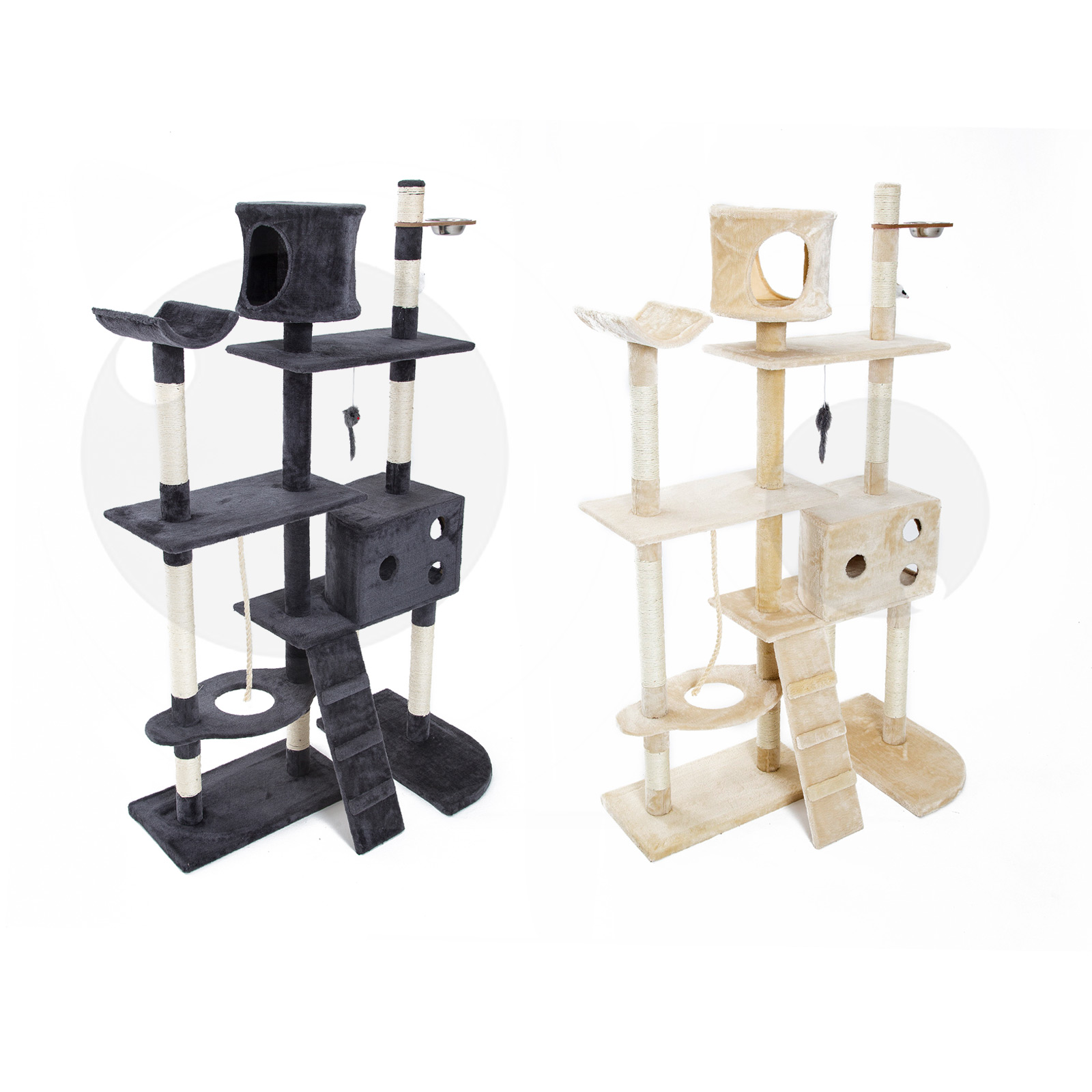 Cat Tree Scratcher DANIE 170 cm