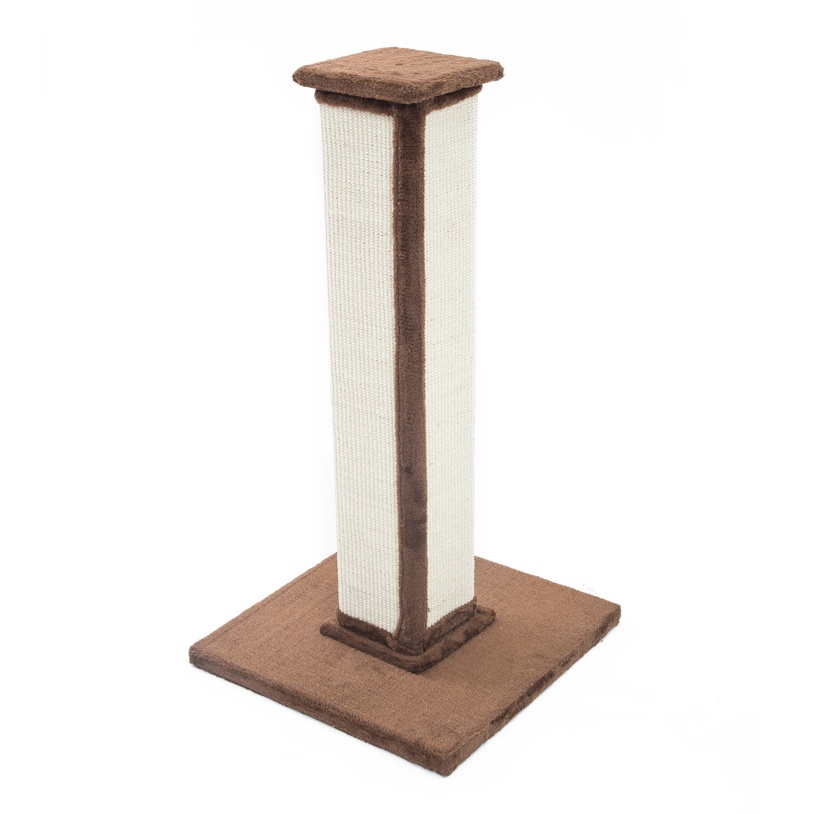 92cm Cat Tree Scratcher NOPPO - BROWN