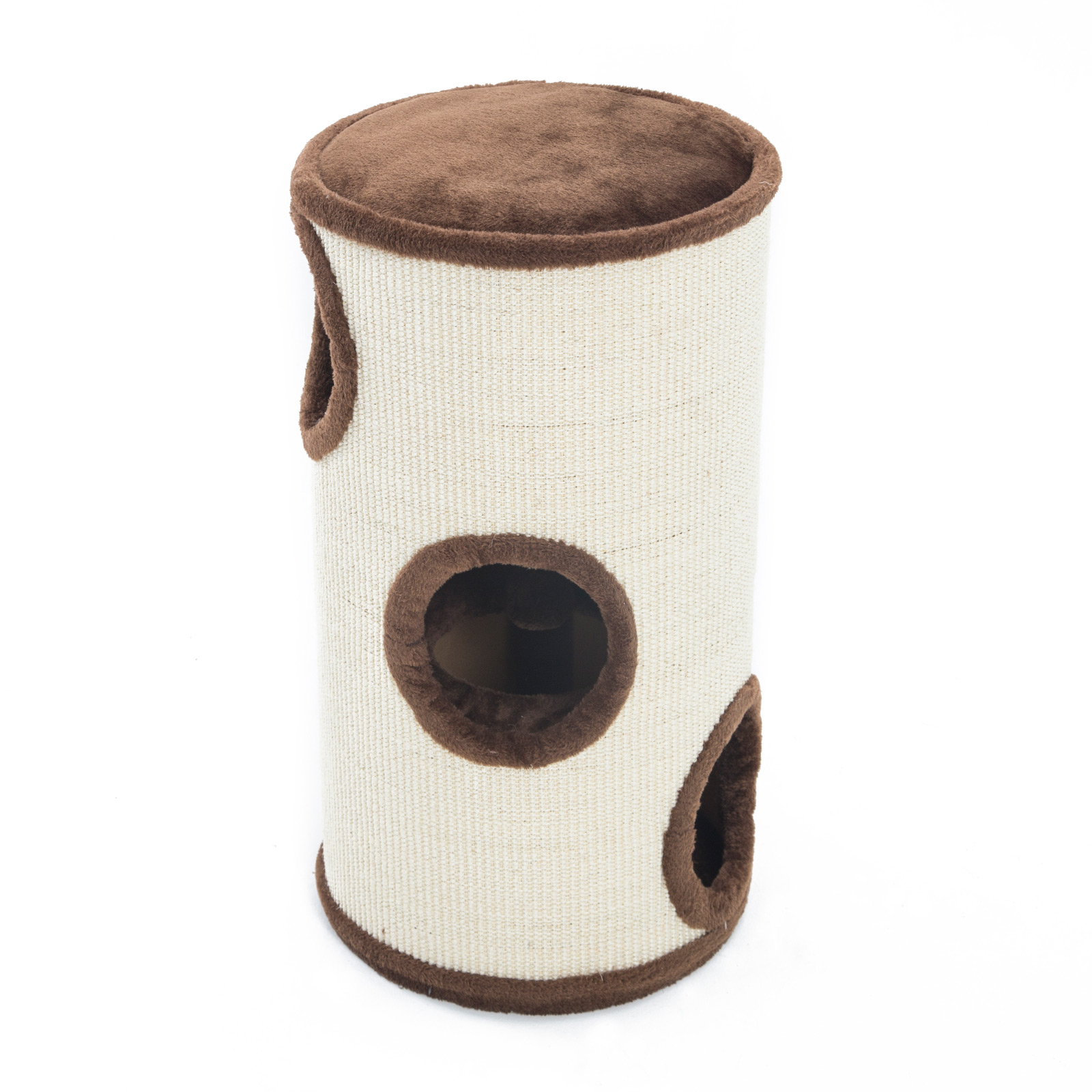 70cm Cat Tree Scratcher TUBU - BROWN