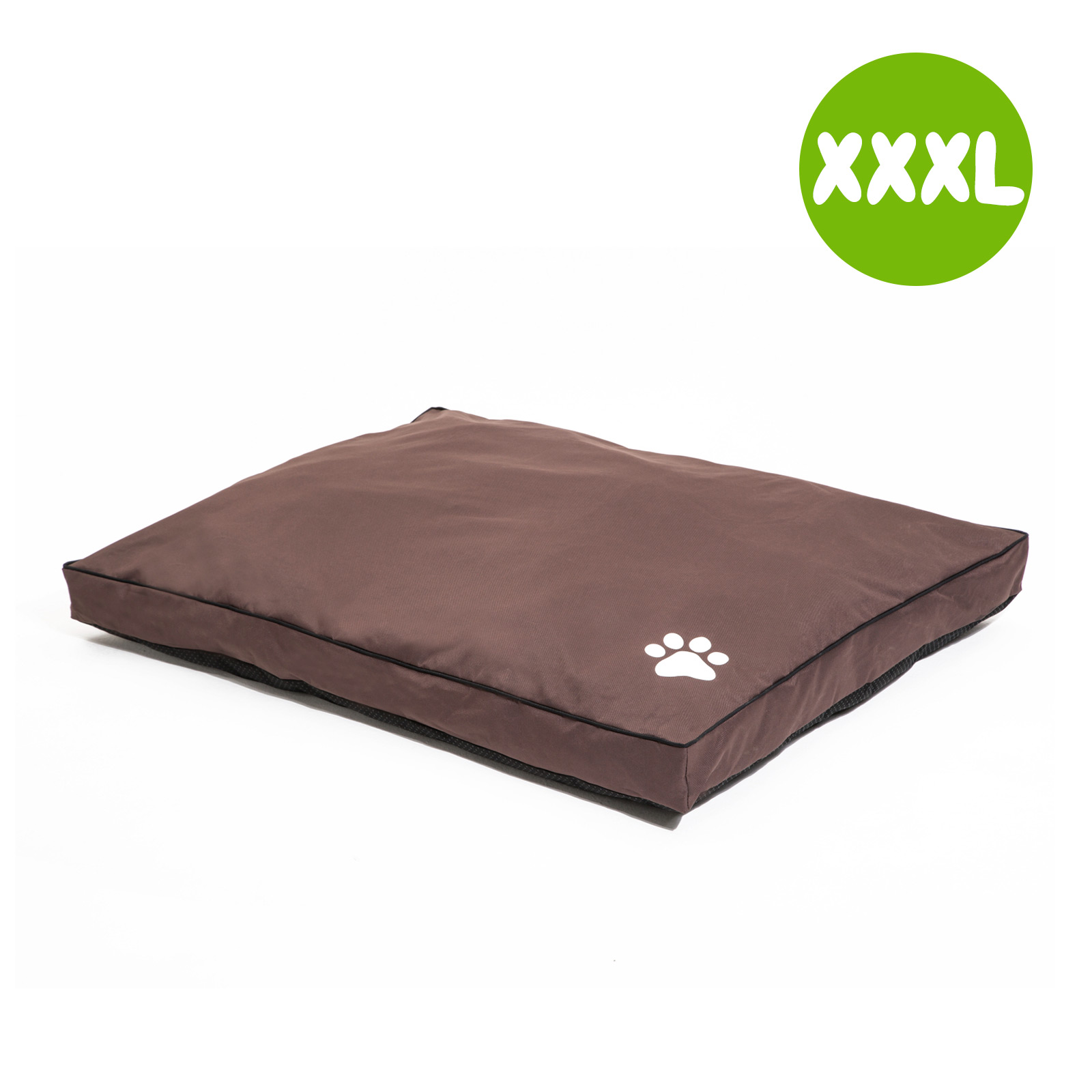 3XL Pet Bed Mattress - BROWN