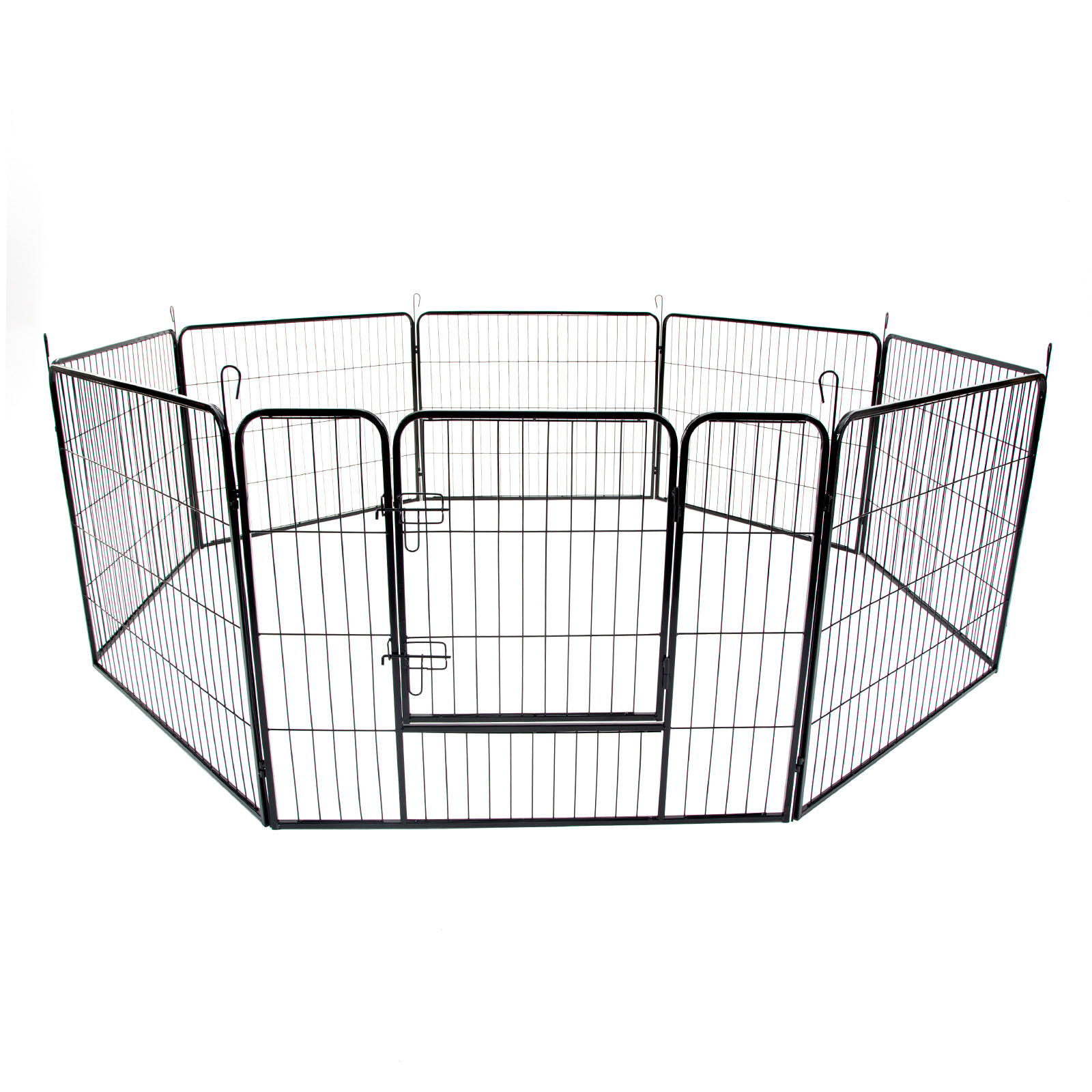 "40"" Heavy Duty 8 Panel Foldable Pet Playpen"