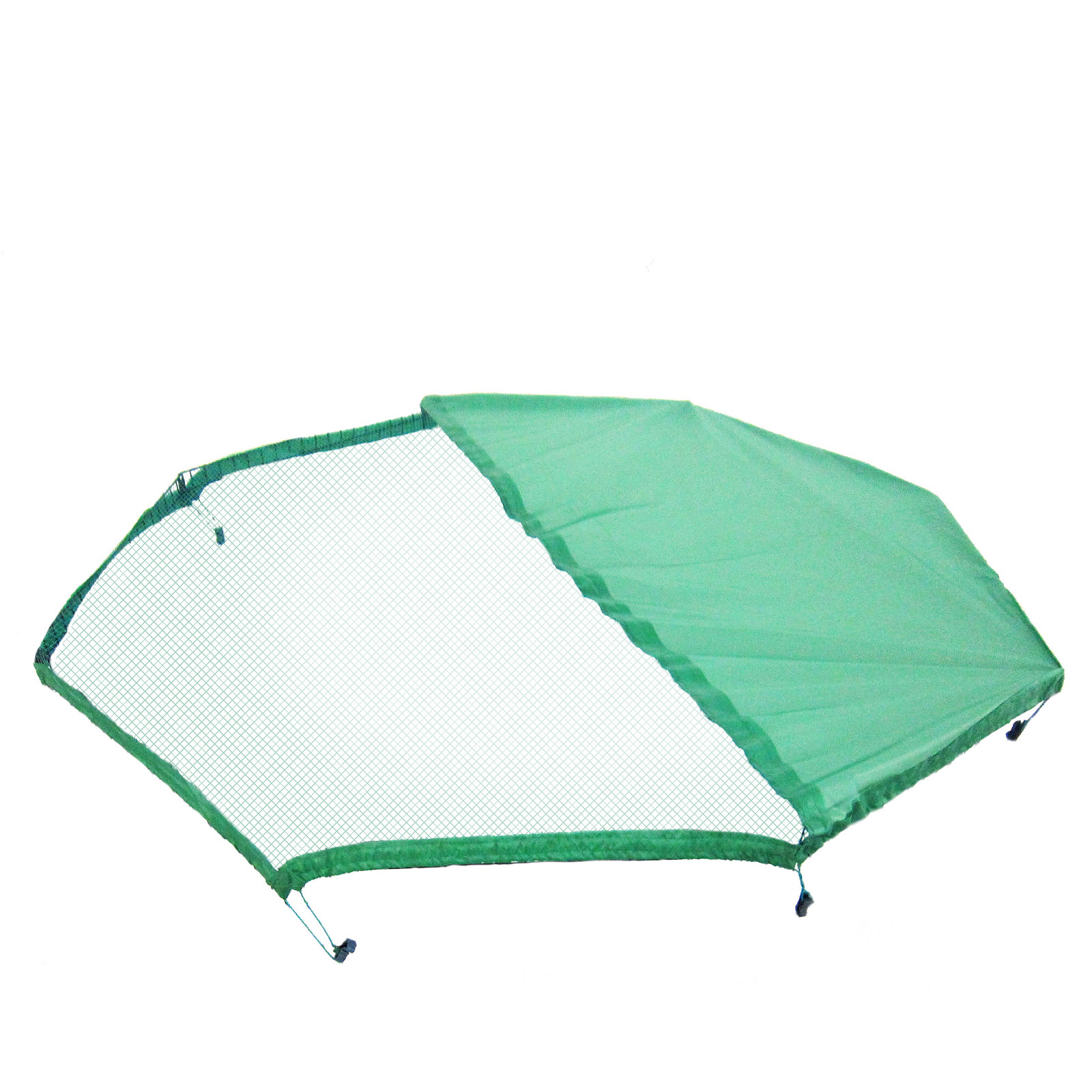"42"" Net Cover for Playpen - Green"