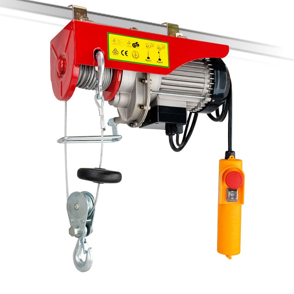 510w 250KG / 1020w 500KG Electric Hoist 240V