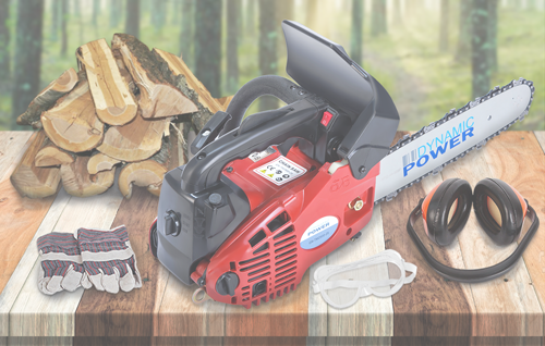 Pro-Series Chainsaw
